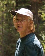Local poet Joe Salembier