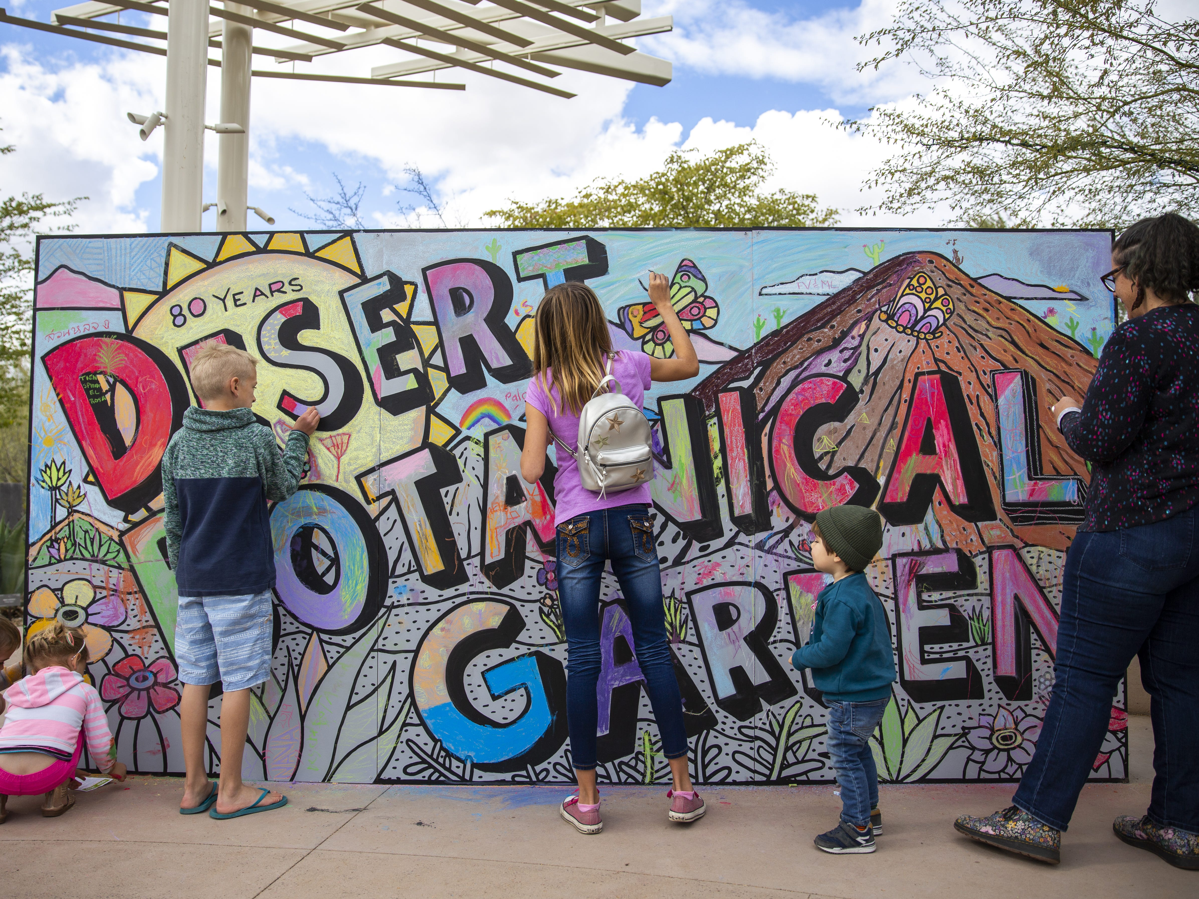 Photos: Desert Botanical Garden 80th Anniversary Celebration, 2019