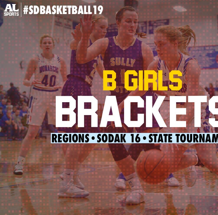 2019 SDHSAA Class B girls state tournament coverage