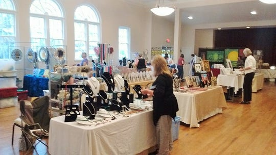The Tallahassee Junior Woman's Club presents the 4th Annual Spring Into Art Show and Fundraiser on Feb. 24.