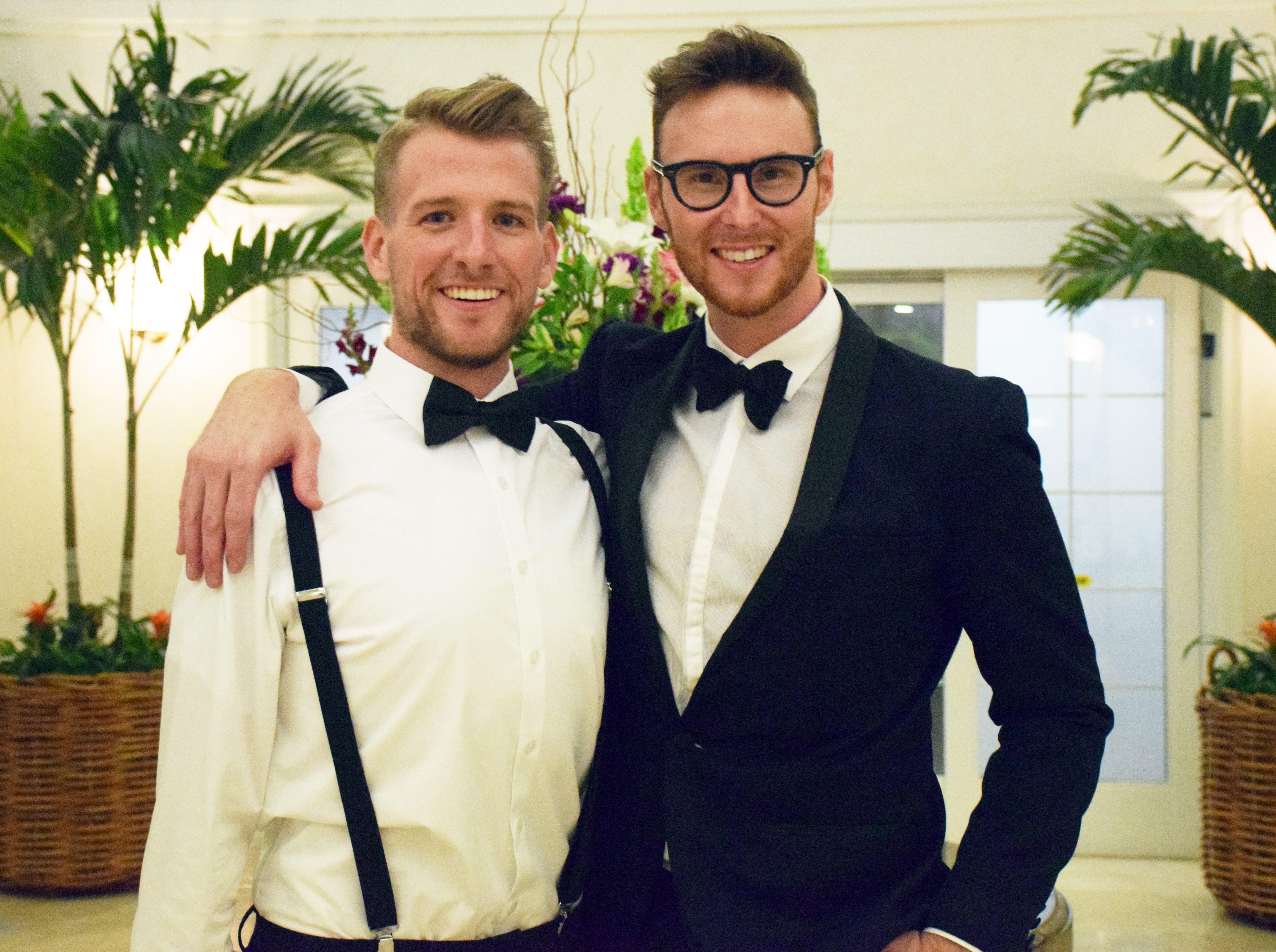 Phillip Dk And Jesse Strang