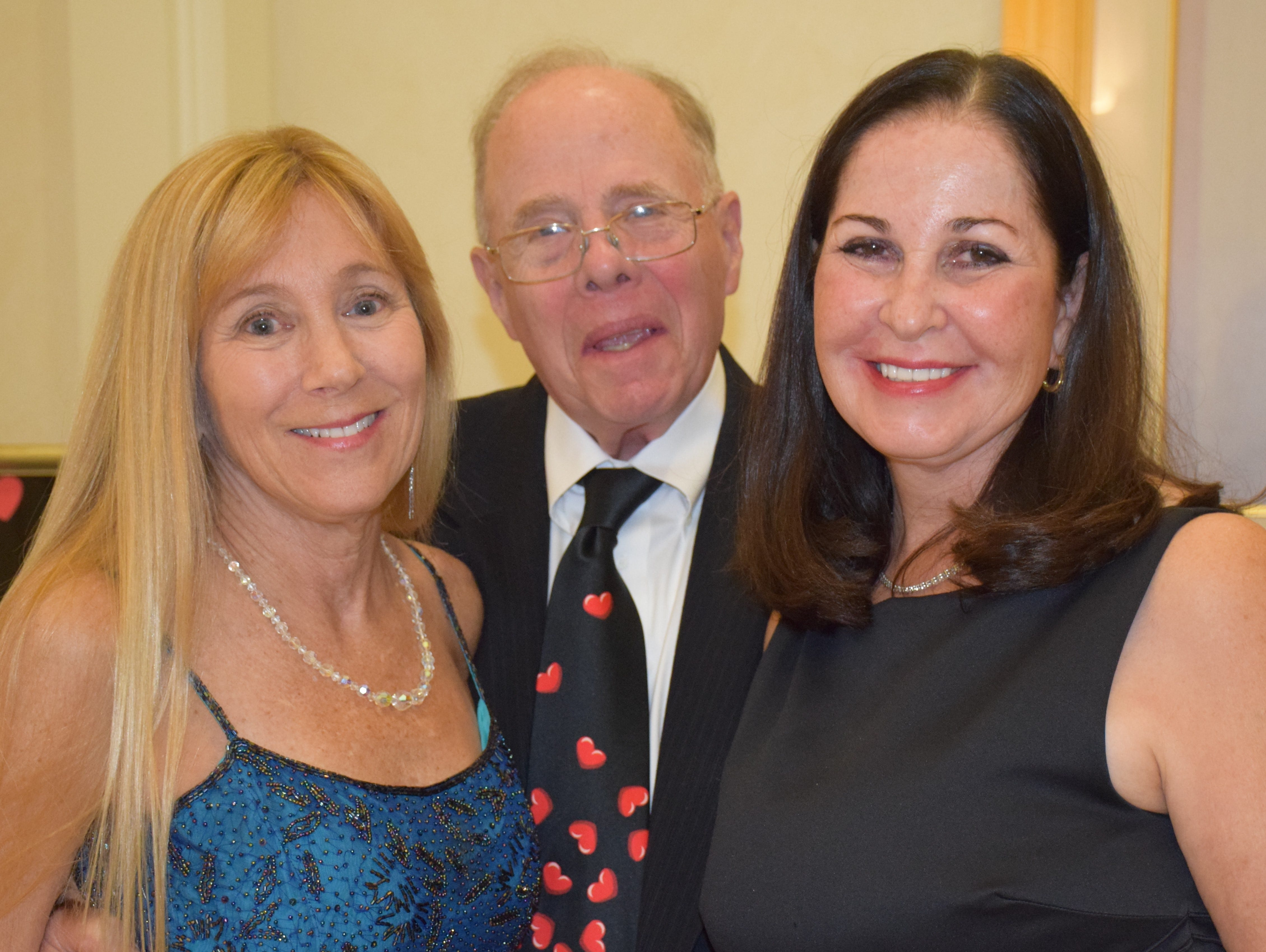 Amy Patterson, Herb Torbin and Mary Ryan