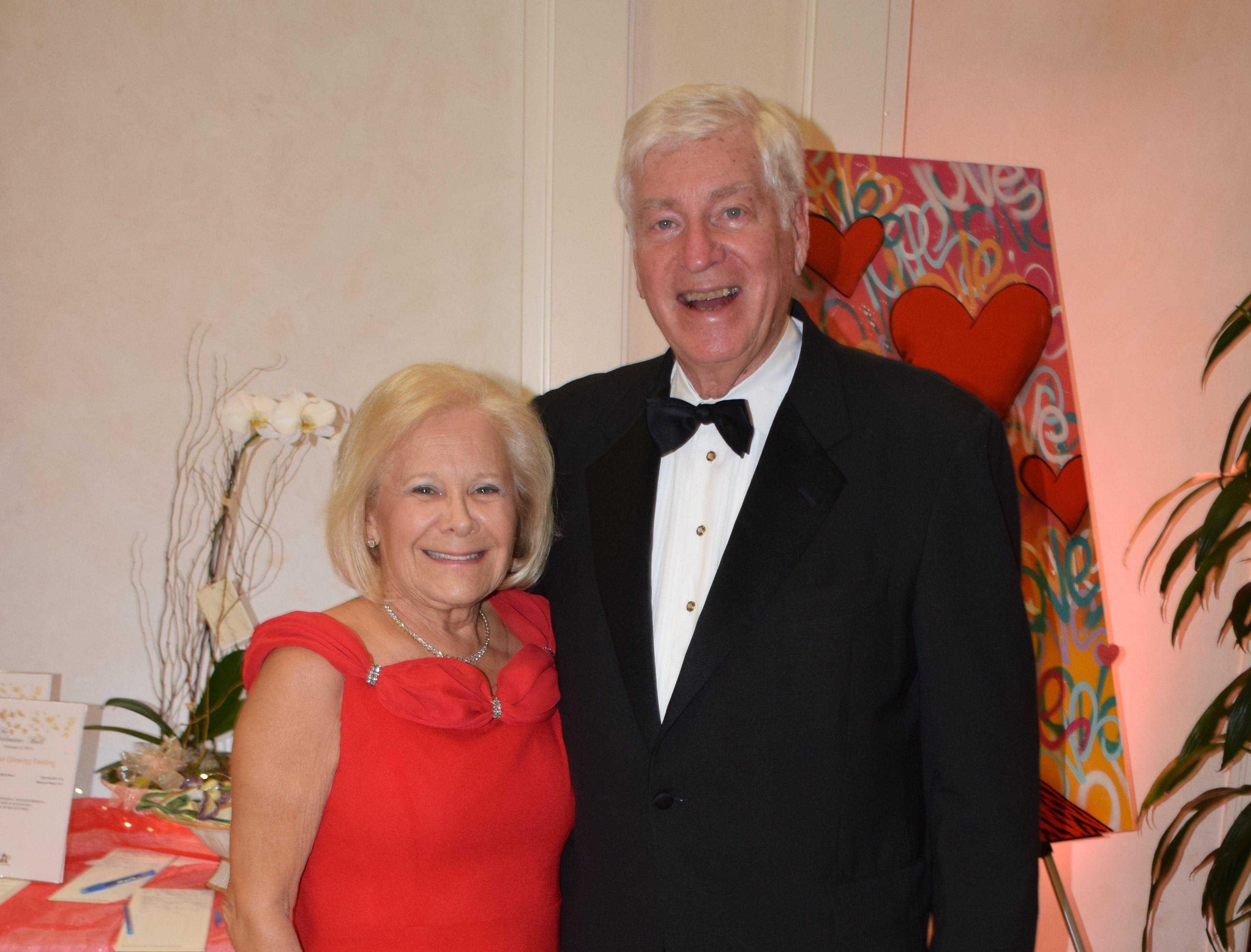 Lynn Miller and Bill Stallkamp