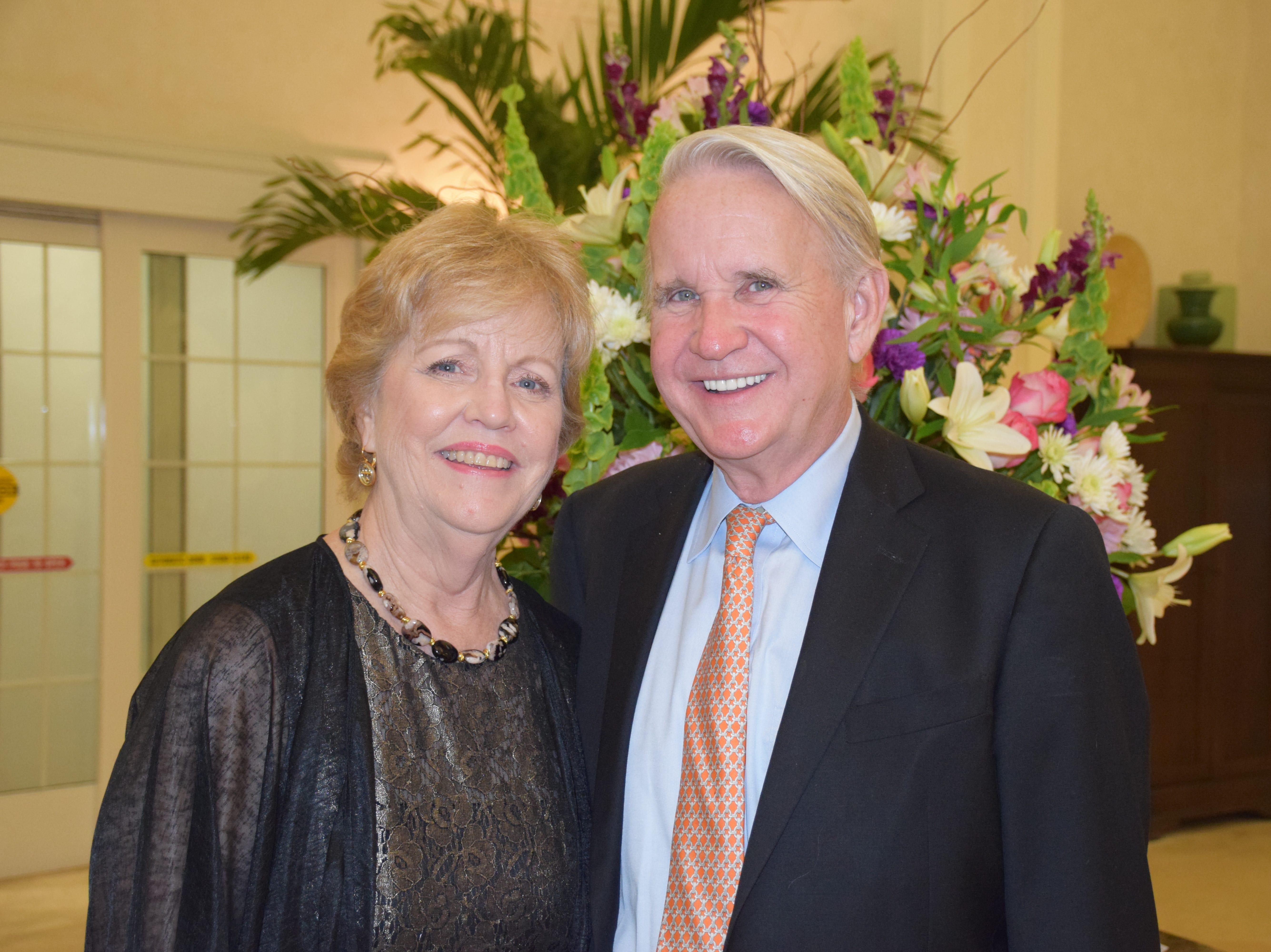 Jeanine & Bob Harris