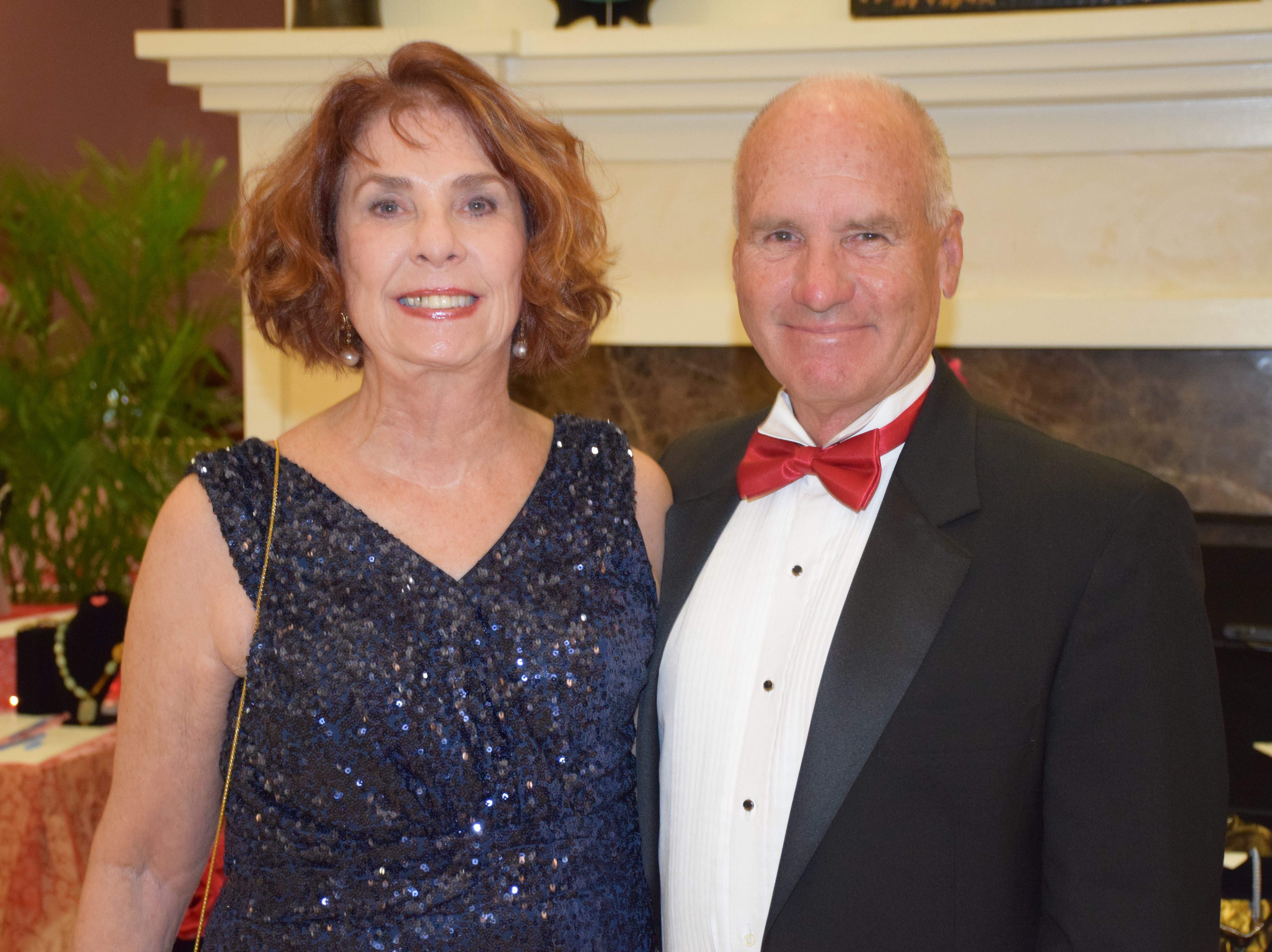 Susan Kamer and Don Reeser