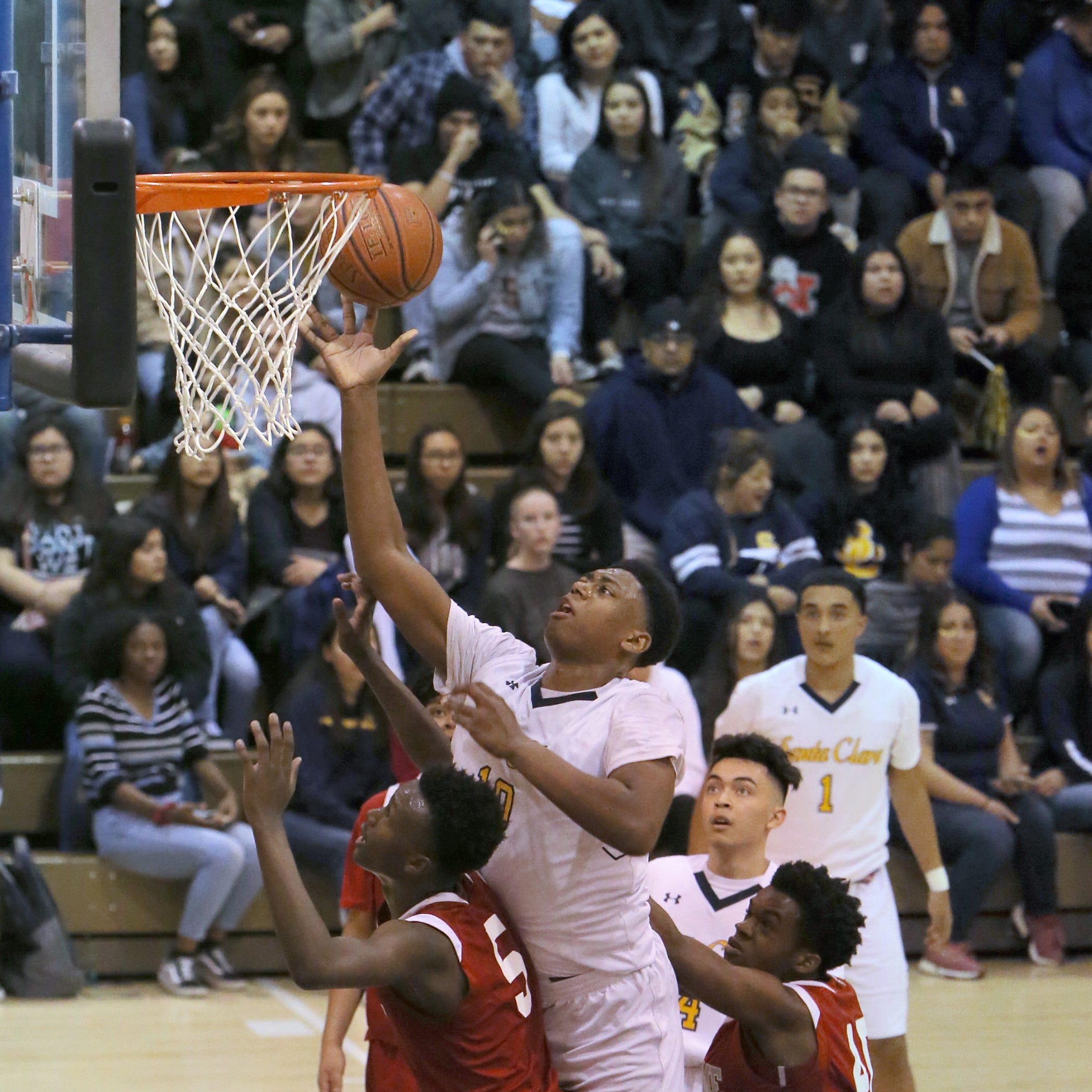 Santa Clara beats Hueneme to reach CIF-SS Division 5AA boys basketball title game