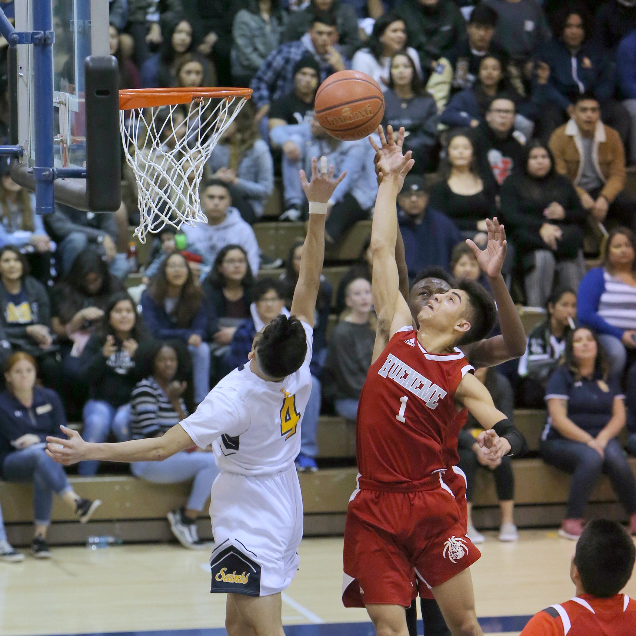 Hueneme's Ayala, McCaskill named basketball MVPs of Citrus Coast League