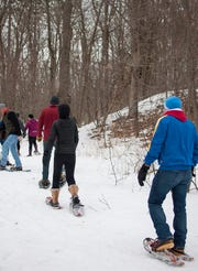 Corkscrews & Snowshoes on Feb. 23 at YMCA Camp Sturtevant will raise money for youth scholarships and reduced fee memberships at the Woodson YMCA.