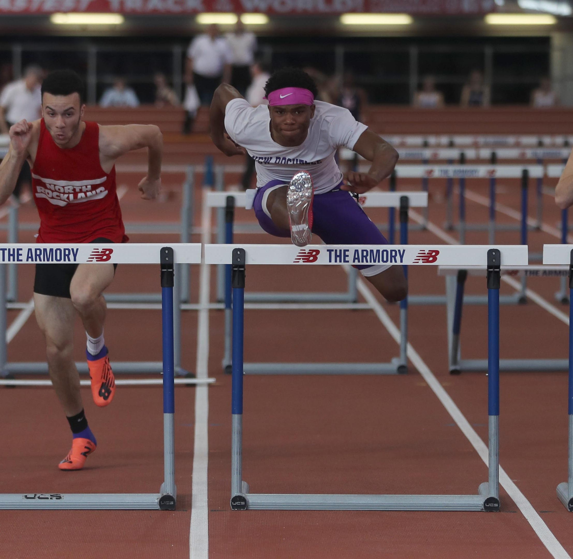Track & field: Parson, Tuohy, Saunders get two wins each and Calhoun also States-bound