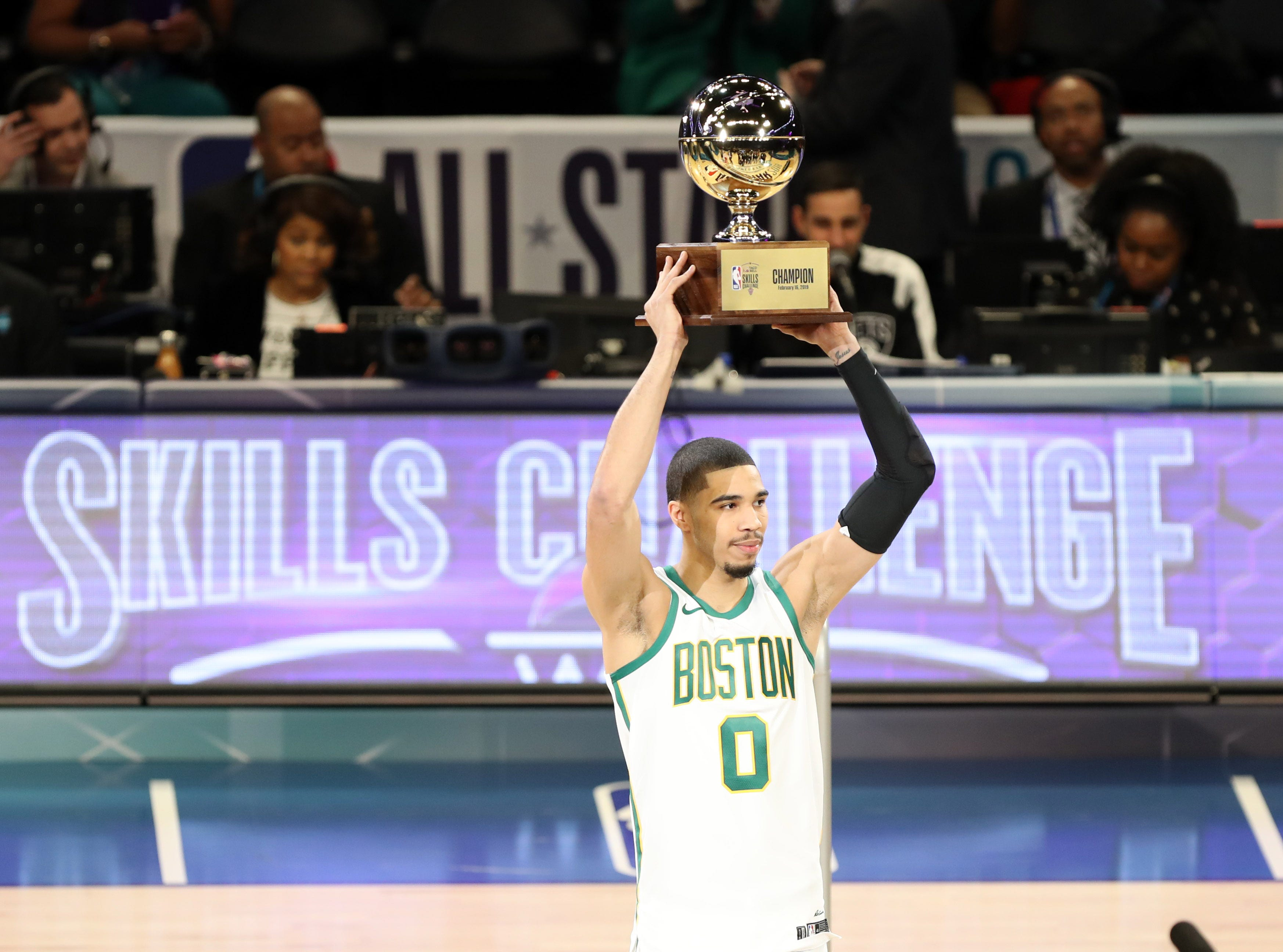 9895598c21b NBA All-Star 2019: Must-see moments from Saturday night's festivities