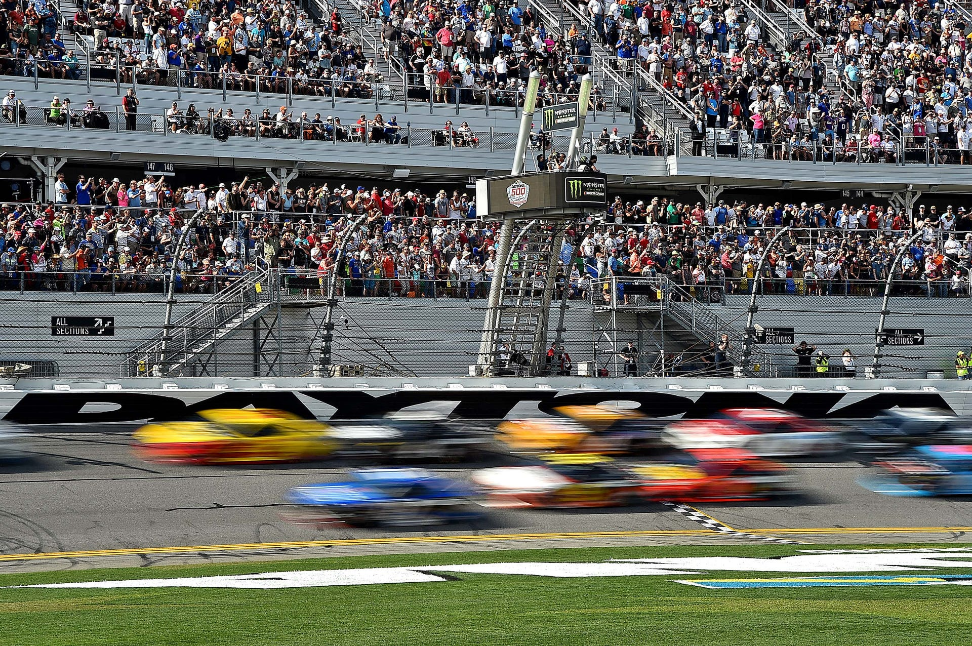 Daytona 500: Top photos from the 2019 NASCAR race