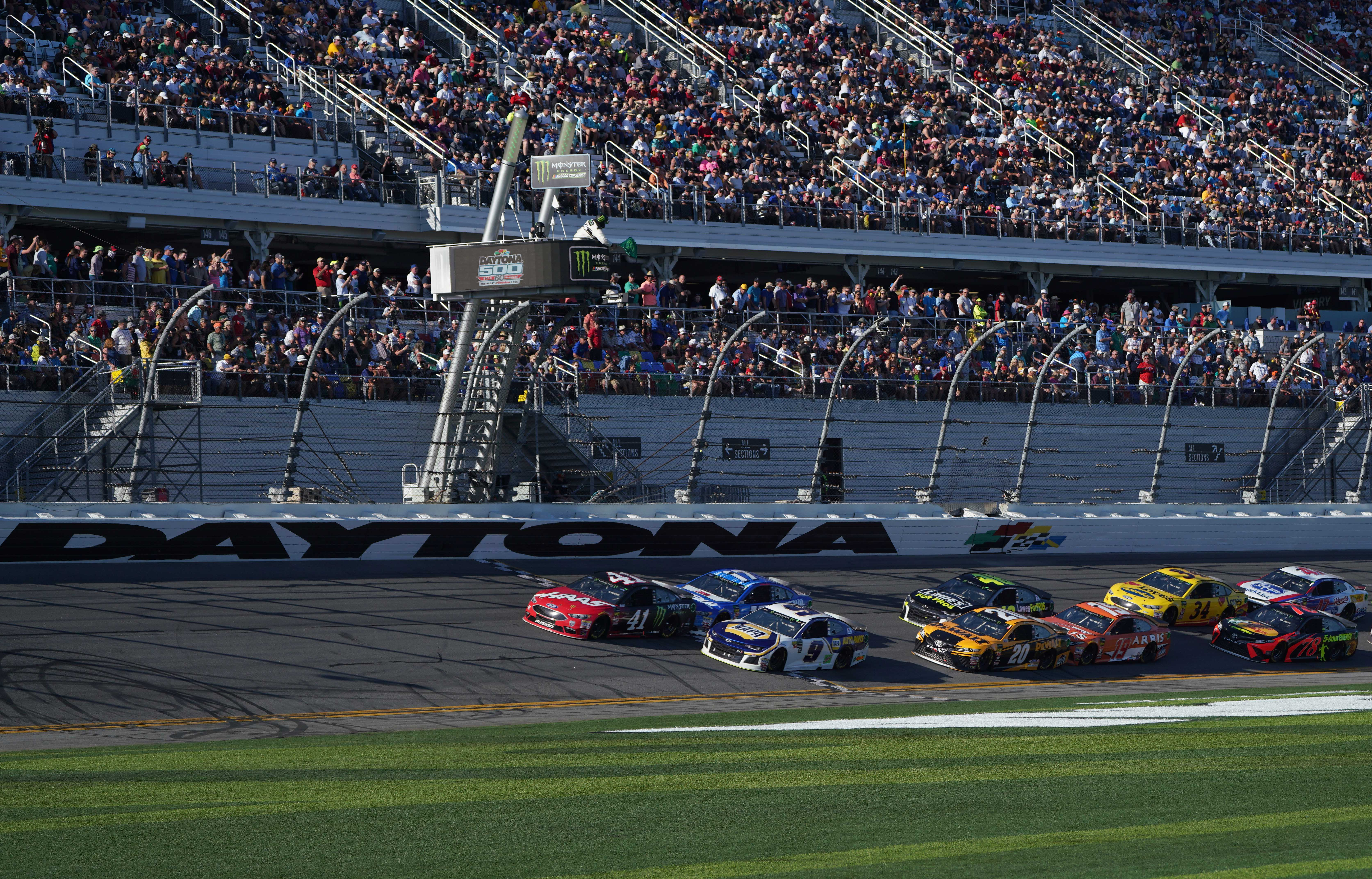 Daytona 500 2019: Key information for the NASCAR Cup Series season-opener