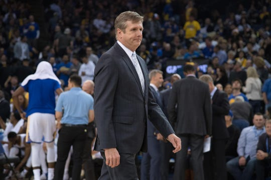 Golden State Warriors president Rick Welts had been unsure about whether to attend NBA All-Star Weekend because of North Carolina's anti-LGBTQ law.