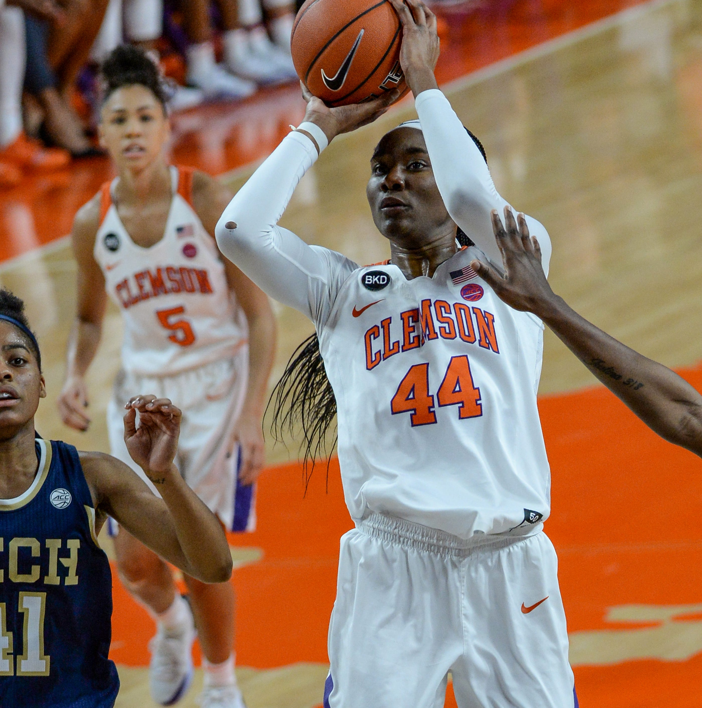 Fantastic four lead Clemson women's basketball team toward postseason