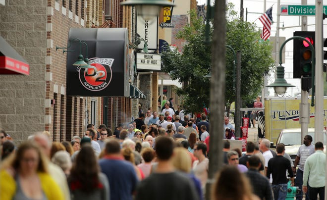 Older Appleton residents feel downtown development projects are focusing too much on millennials.