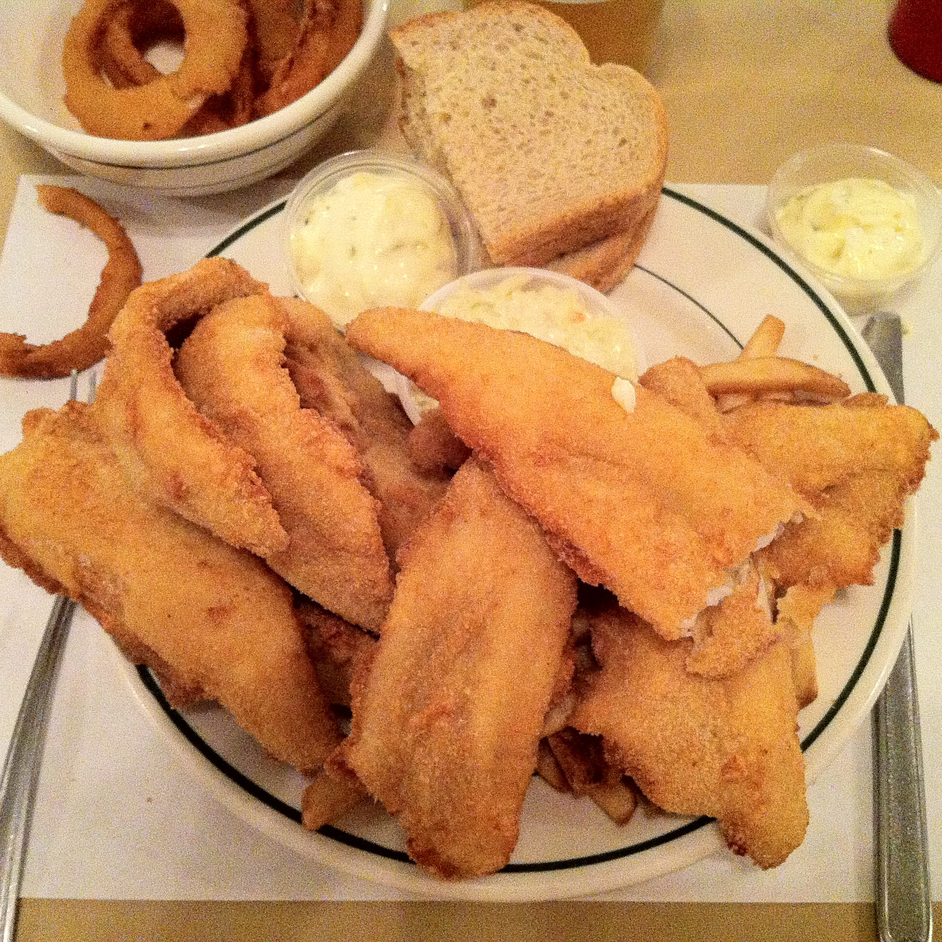 The Buzz: What's your choice for best fish fry?