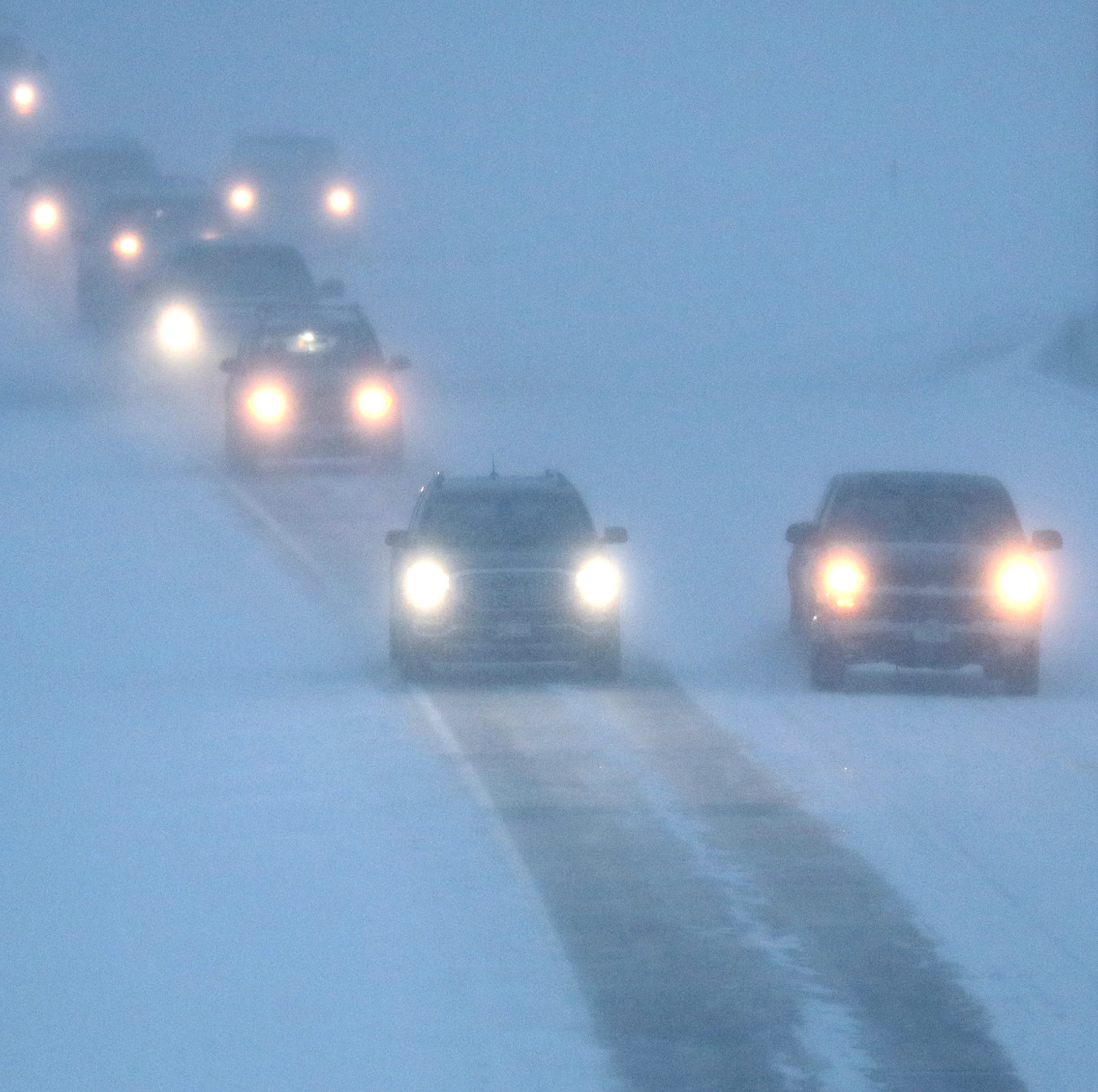 More snow expected Tuesday as slick roads, frigid temperatures continue