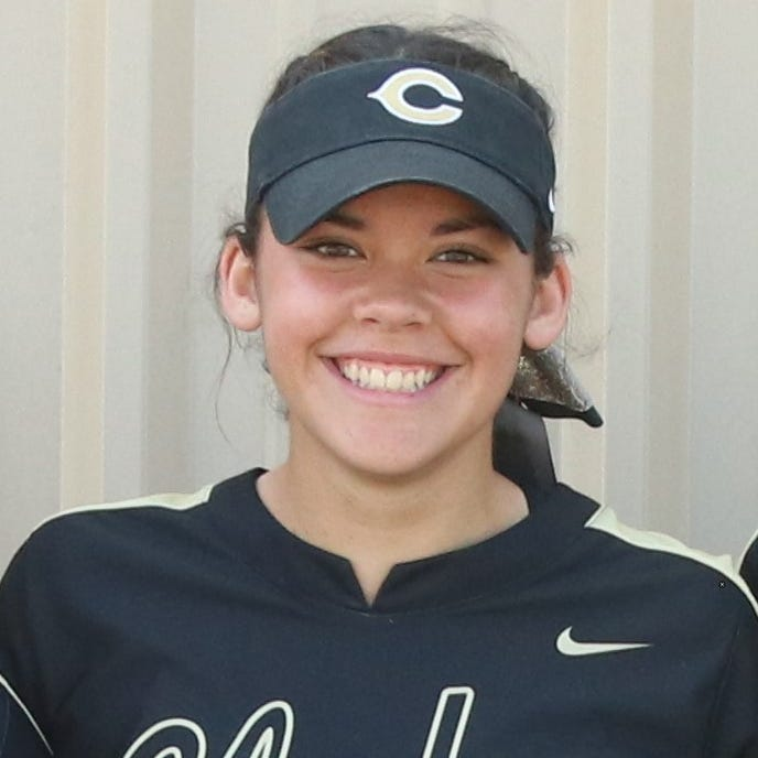 Big Country Player of the Week: Clyde's Kaitlyn Turner starts softball season strong