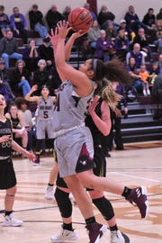 McMurry's Skyler Reyna finished the regular season with 16 points and 16 rebounds in a three-point loss to Hardin-Simmons. Now Reyna and the War Hawks will face another test in Texas-Dallas to open the American Southwest Conference tournament on Thursday at 2:30 p.m.