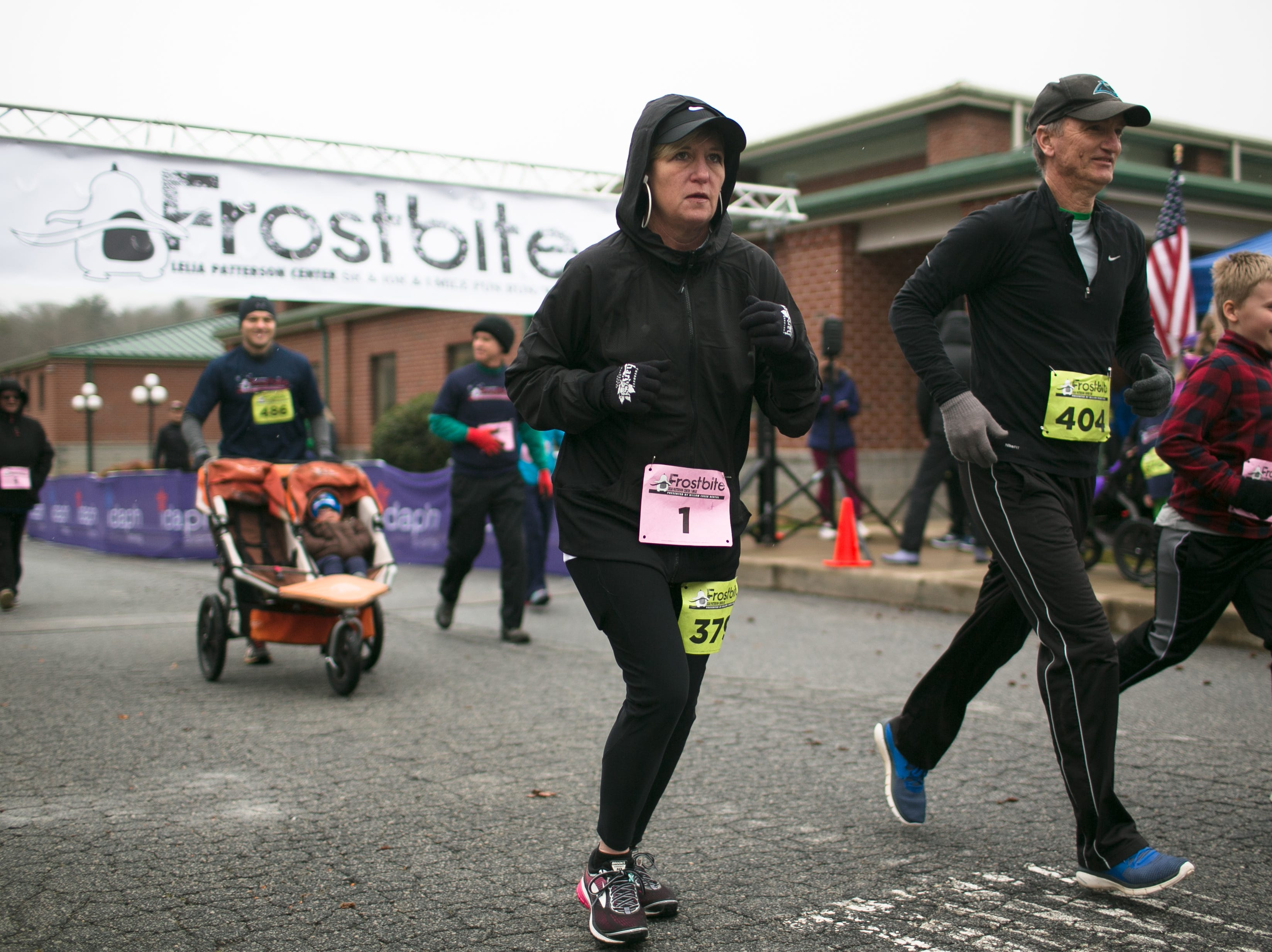 Scenes from the 27th Annual LPC Frostbite Races on Feb. 17, 2019, in Fletcher.
