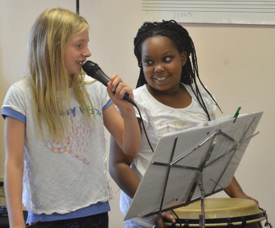 Asheville Music School's camps offer performance opportunities, collaborative music making and more.