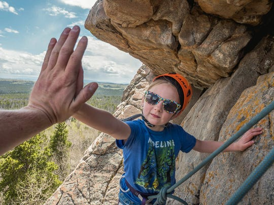 Climbmax Climbing Center's camps are for all skill levels.