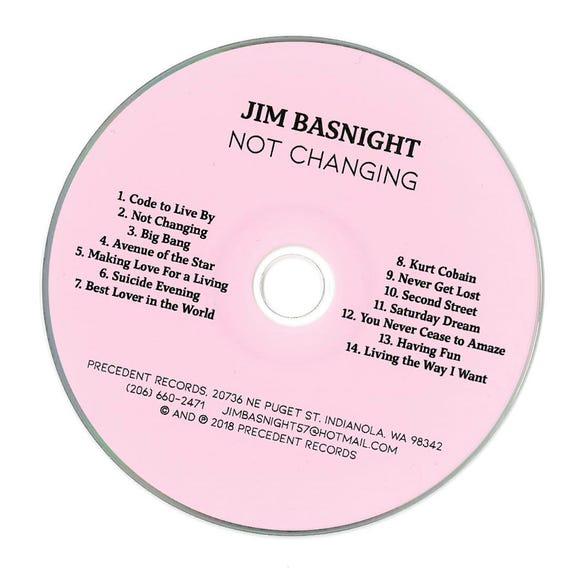 """Not Changing,"" by Jim Basnight"