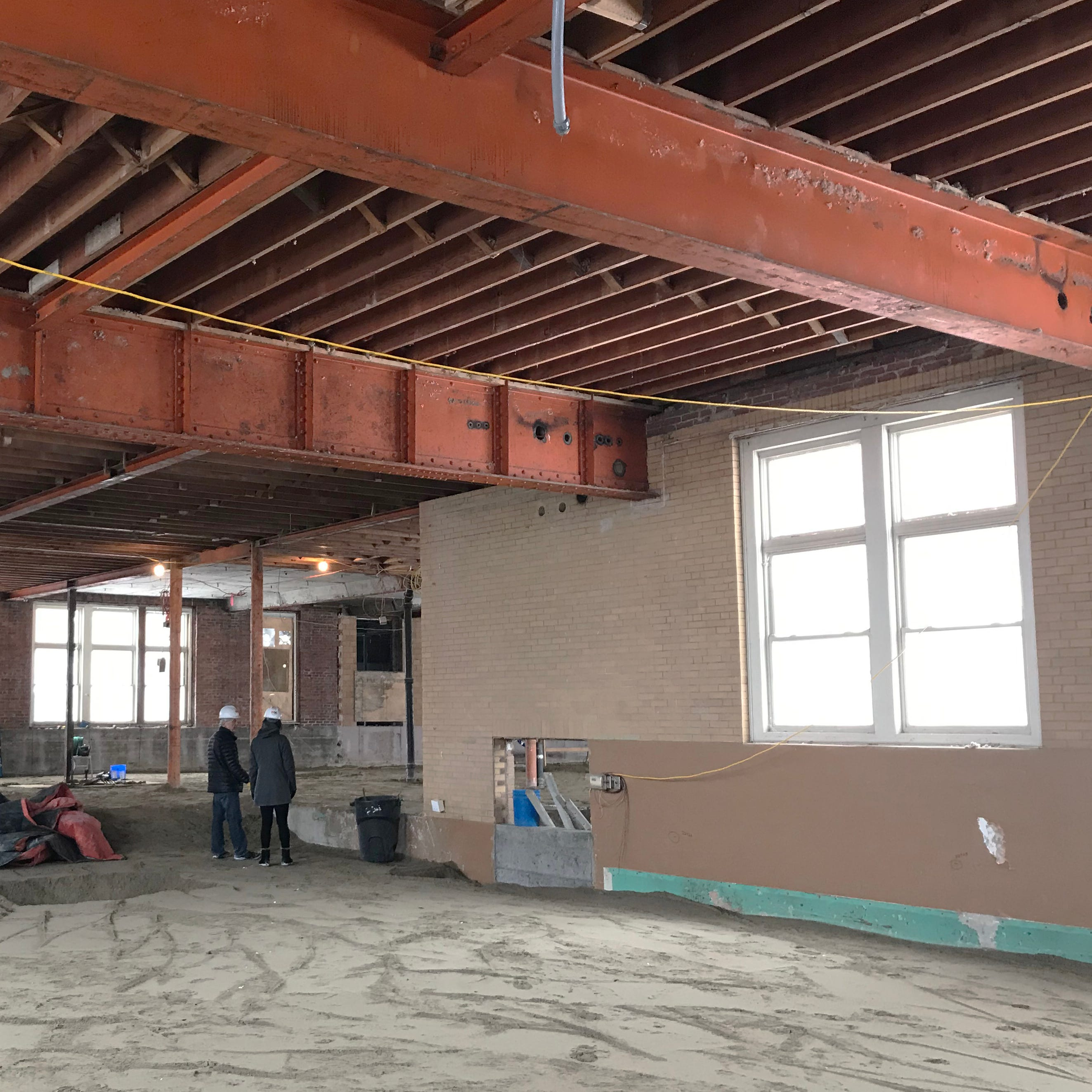 More apartments and commercial space take shape at Burlington's Cambrian Rise