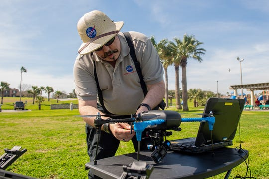 NASA's Unmanned Aircraft Systems Traffic Management project will being drone technology testing at Texas A&M University- Corpus Christi this summer.