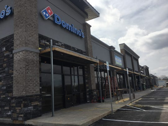 """Strip malls"" are prevalent along roadsides all over Clarksville. This one near Exit 11 is helping to lead a wave of new retail to that side of the city."