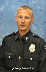 Hopkinsville Police Officer Jeremy Davidson