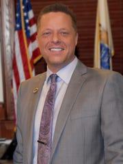 Daniel Reiman, mayor of Carteret.