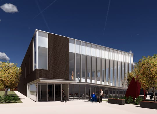 The Harkin Institute plans an $8 million building at 28th Street and University Avenue.