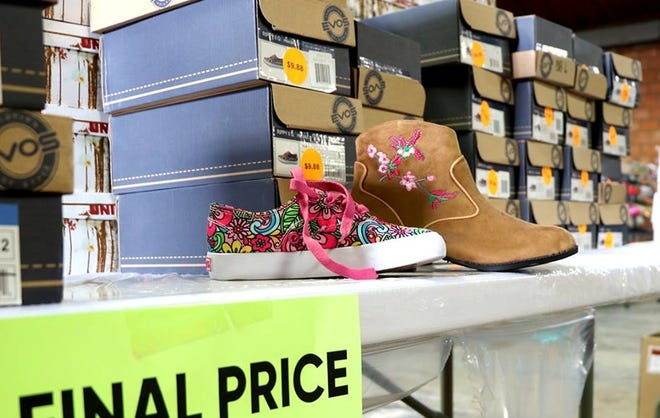 Shoe Sensation will open its eighth Iowa store in April at 610 N. Jefferson Way in Indianola.