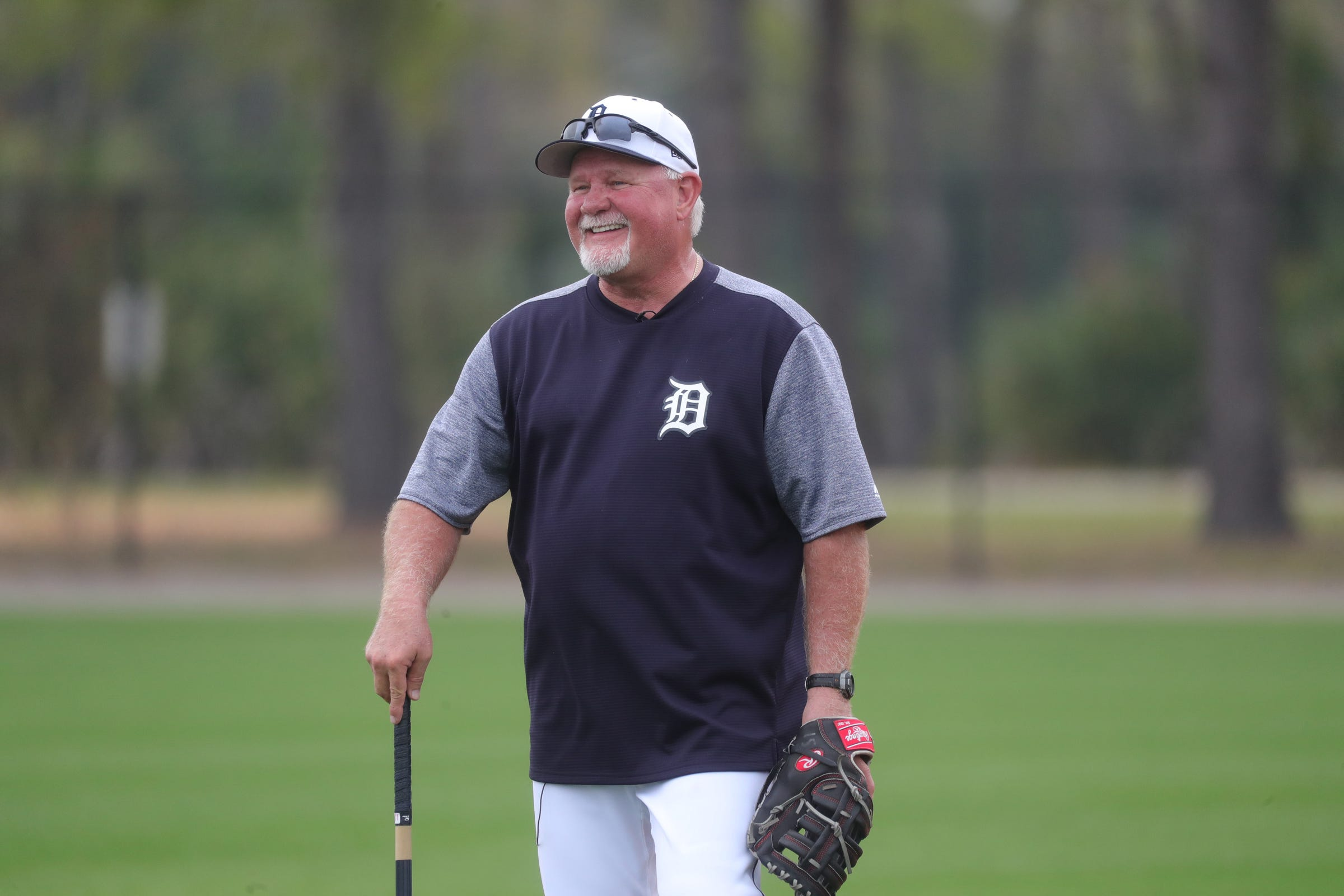 Tigers Home Opener 2020.Best Moments From Detroit Tigers First Full Team Workout In Spring Training