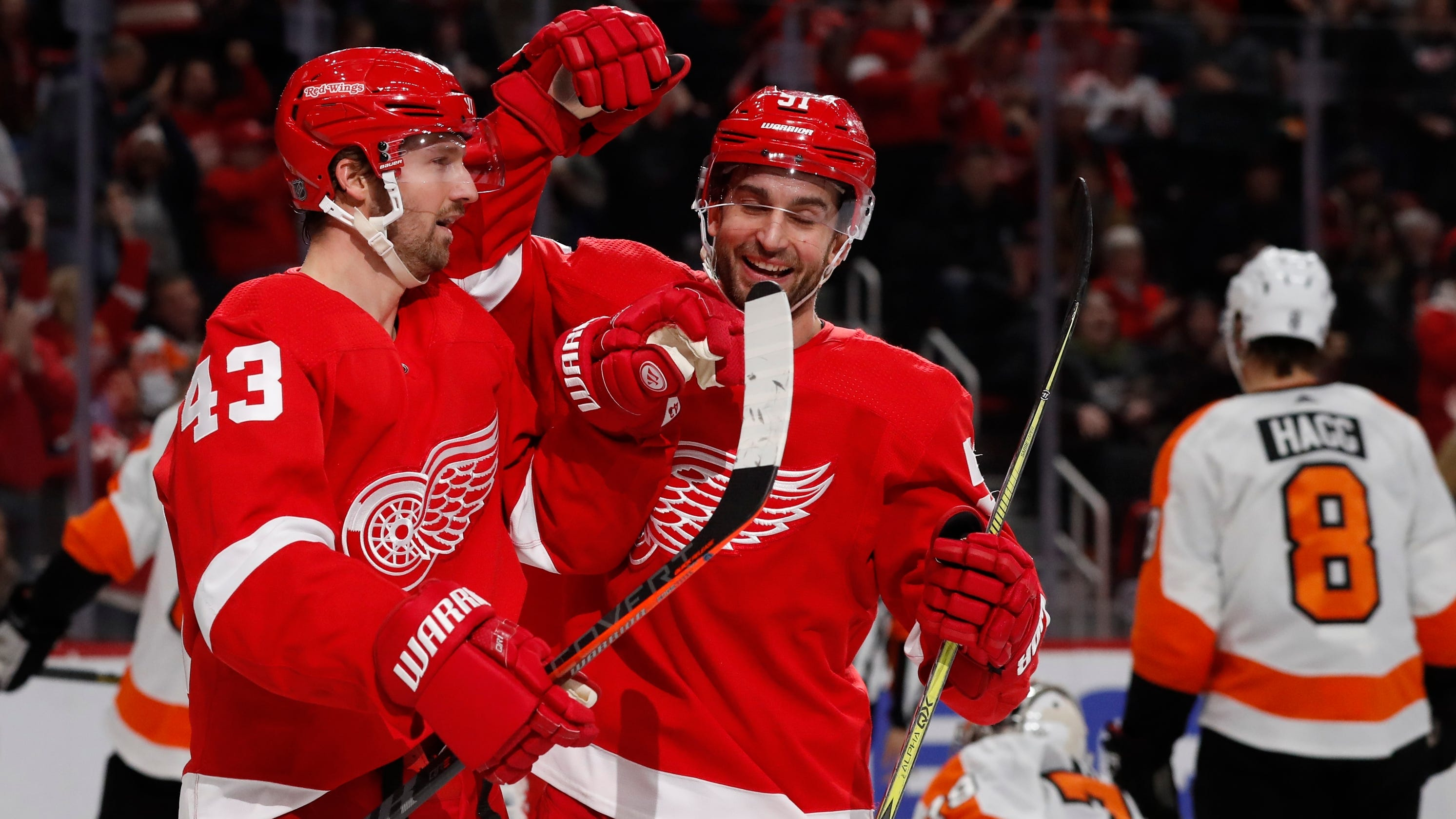 7f8f724a453 Detroit Red Wings