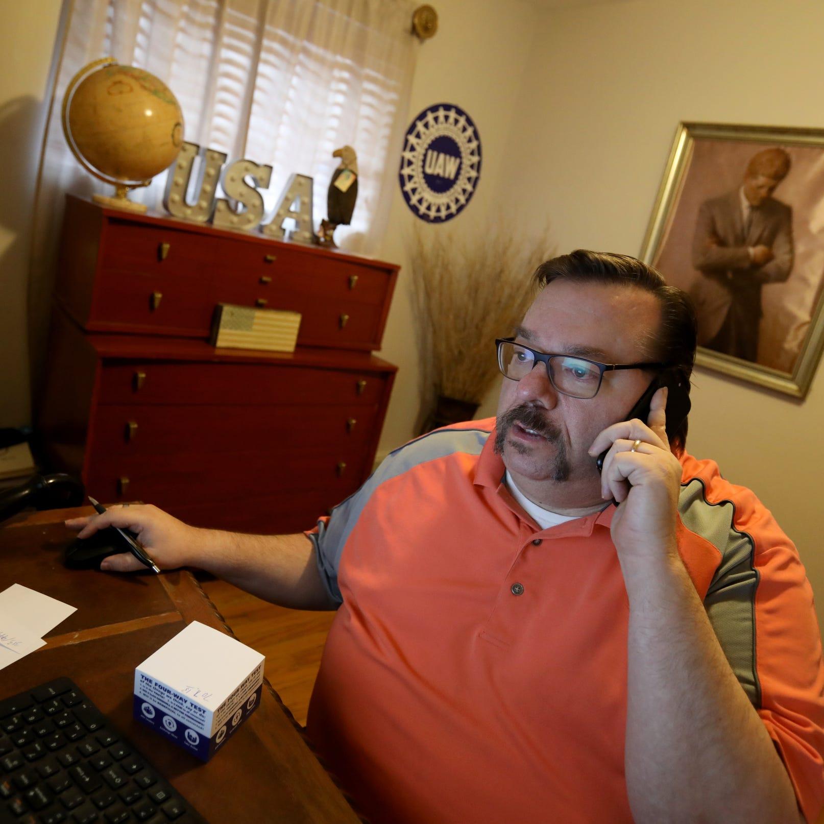 Taylor Treasurer Ed Bourassa at hearing: I aim to keep city job
