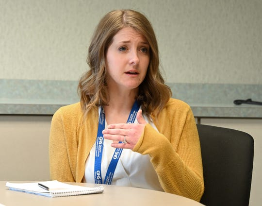 "Dr. Katherine M. Burrell, associate director of the Flint Neurodevelopmental Center, said, ""We are looking for any indication there is a problem, whether it's social or emotional or behavioral or cognitive or academic."""