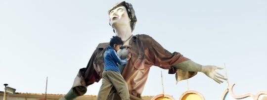 """Zain Al Rafeea in """"Capernaum."""""""
