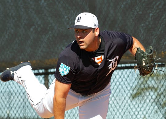 Tigers pitcher Michael Fulmer says he didn't take the arbitration process personally.