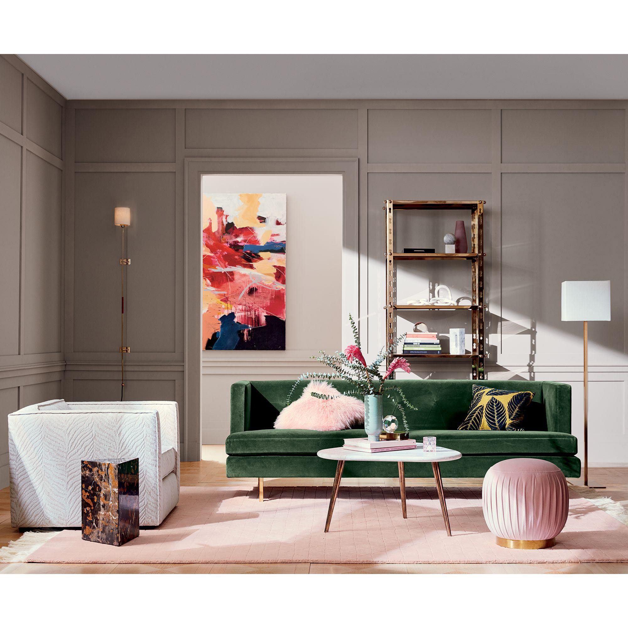 New Designs Help Bookcases Hold Their Own In Home Decor
