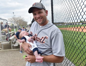 Sights and sounds of Tigers spring training: Feb. 18