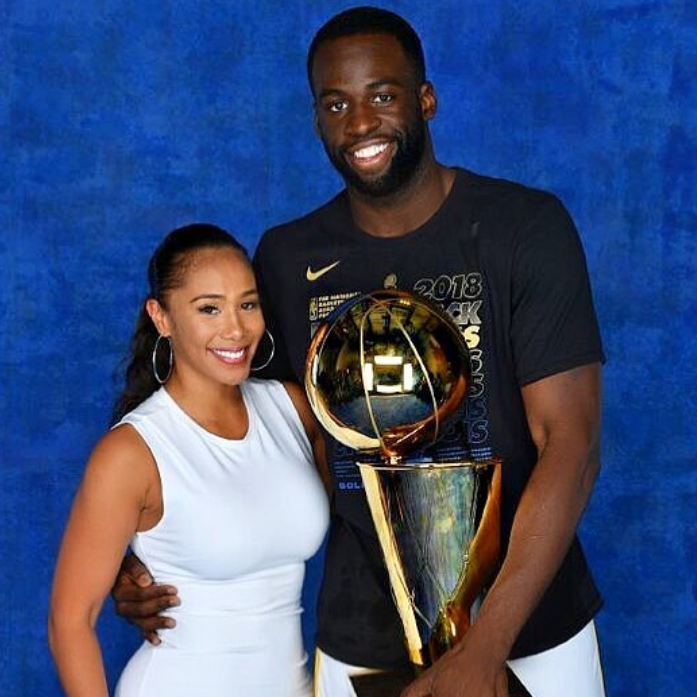 Draymond Green pops the question ... with $300K diamond ring
