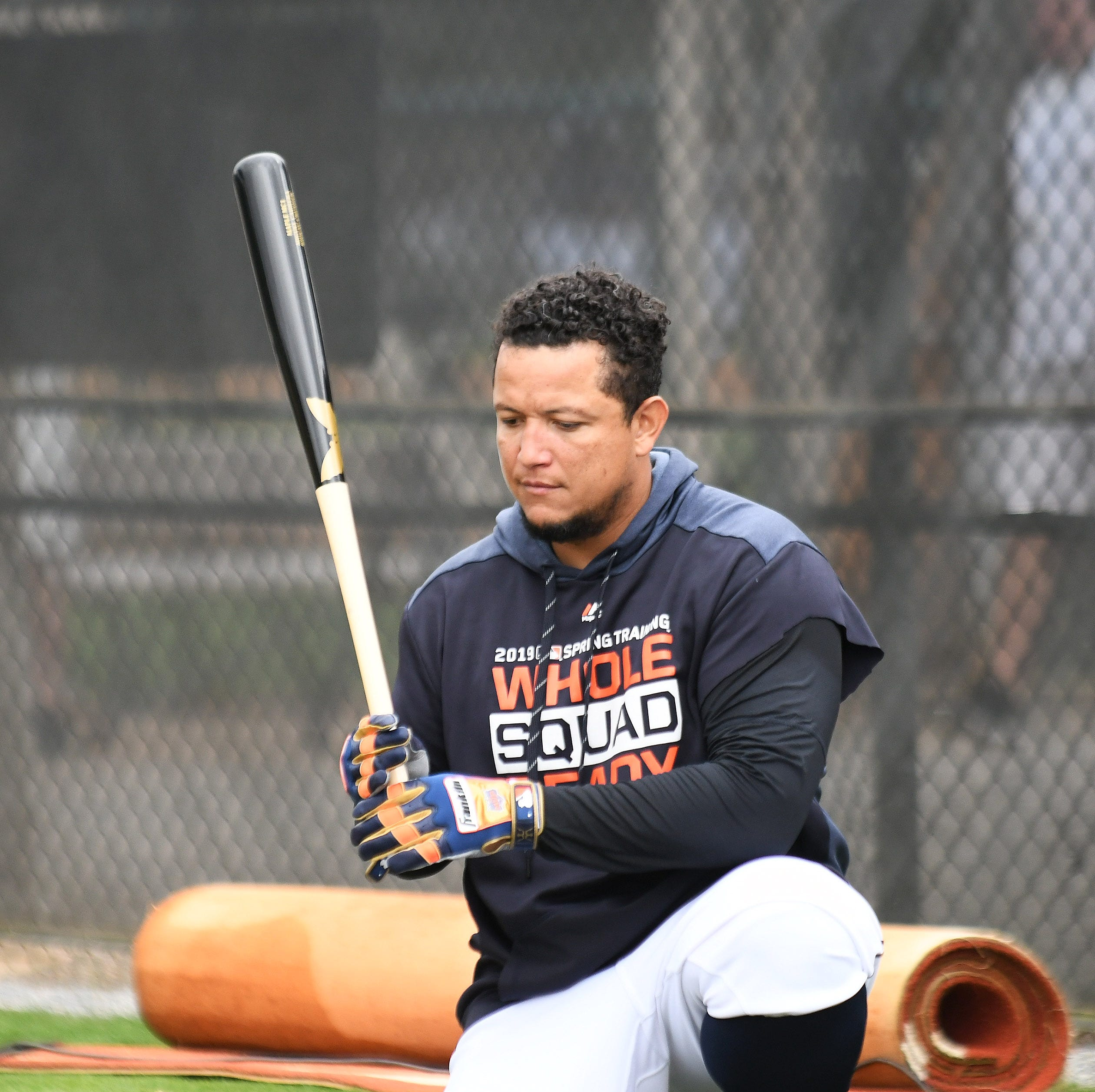 'I feel I can do my job:' Rejuvenated Cabrera hits the ground running on Day 1 for Tigers