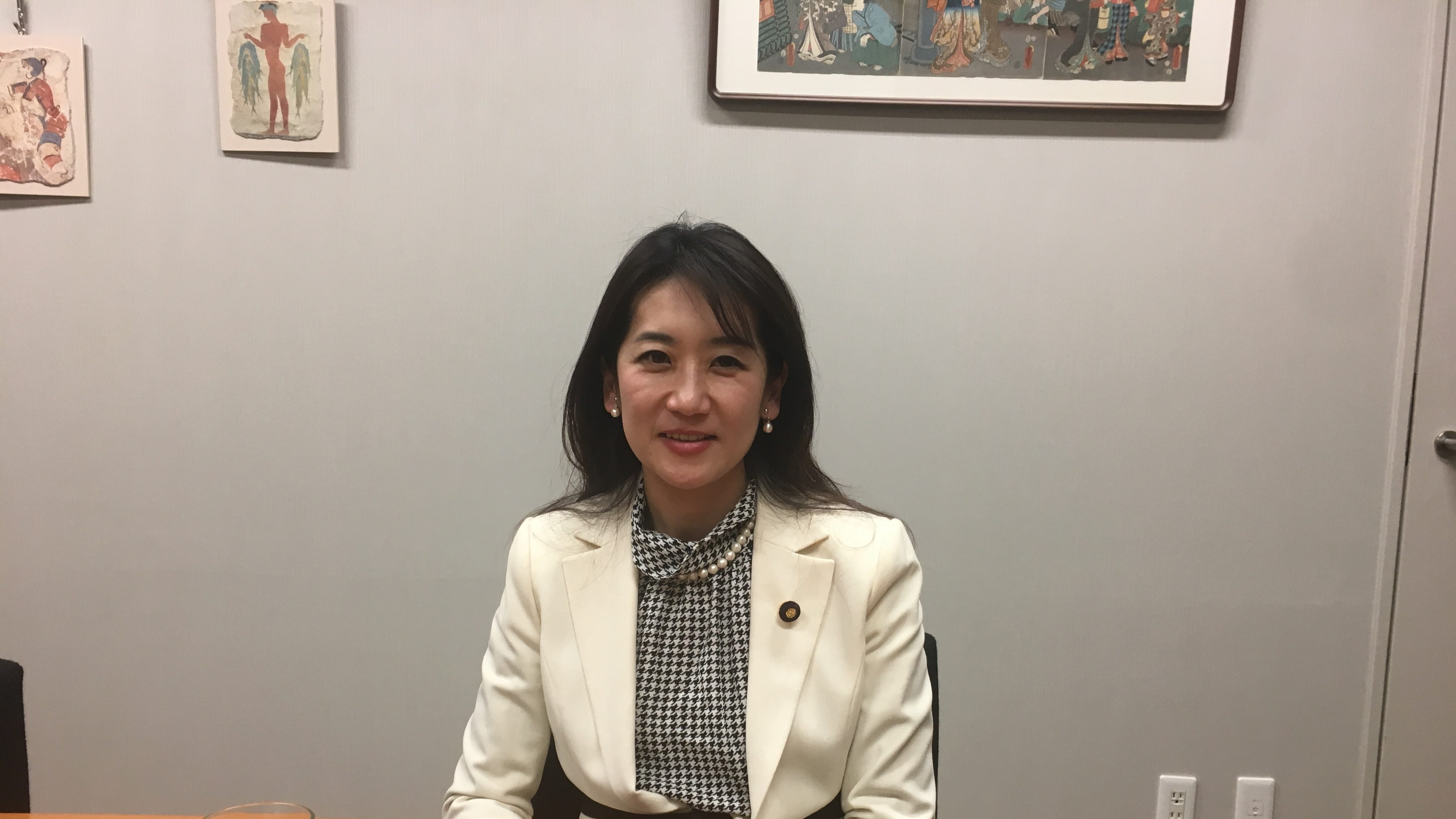 Jacques: Empowering women to 'shine' in Japan