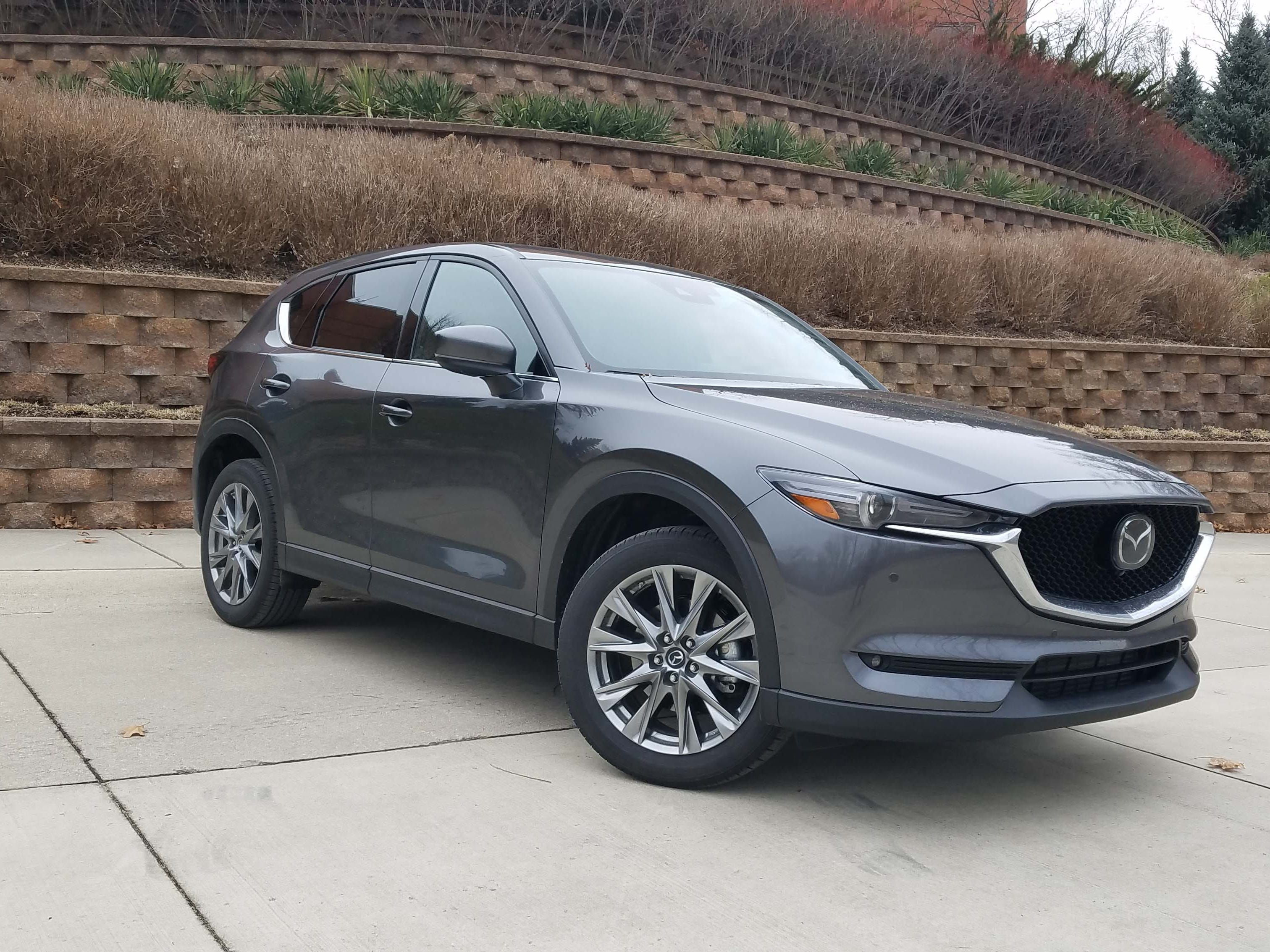 Pound-for-dollar the best. The Mazda CX-5 Signature is the best SUV available. At under $40K it offers luxury looks, power and features found in BMWs and Audis costing $20K more.