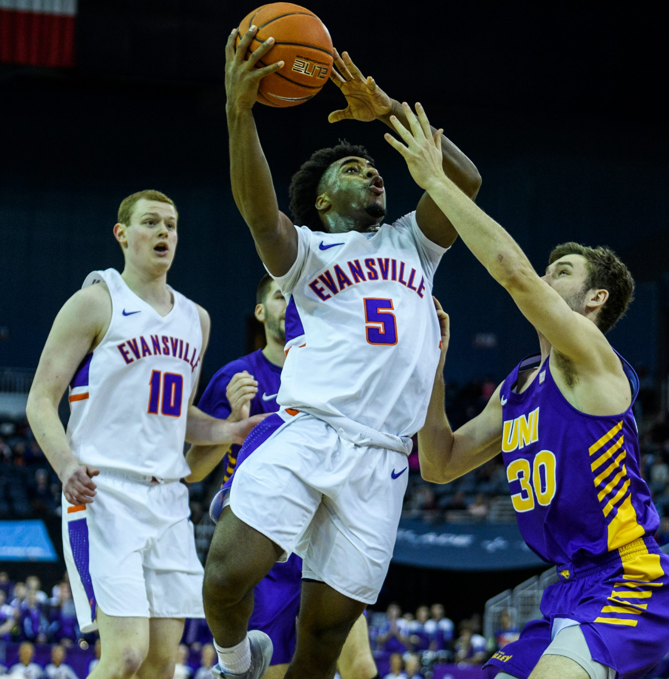 Another slow start plagues Evansville in home loss to Northern Iowa