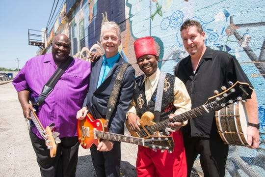 Lil' Ed & The Blues Imperials have been standing tall for almost 30 years.