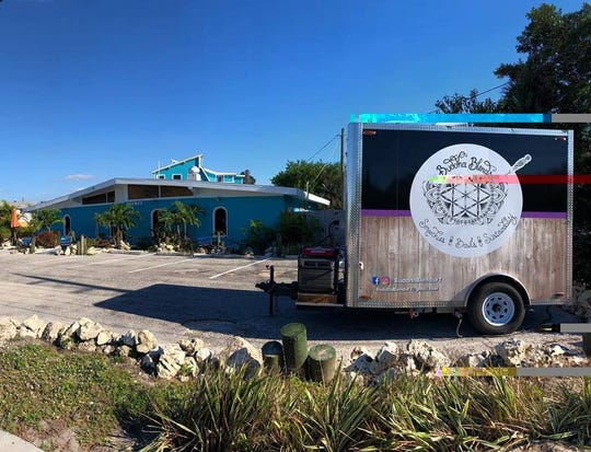 BuddhaBlends Vegan Kitchen joined forces with the new Kava Culture on Fort Myers Beach in January.