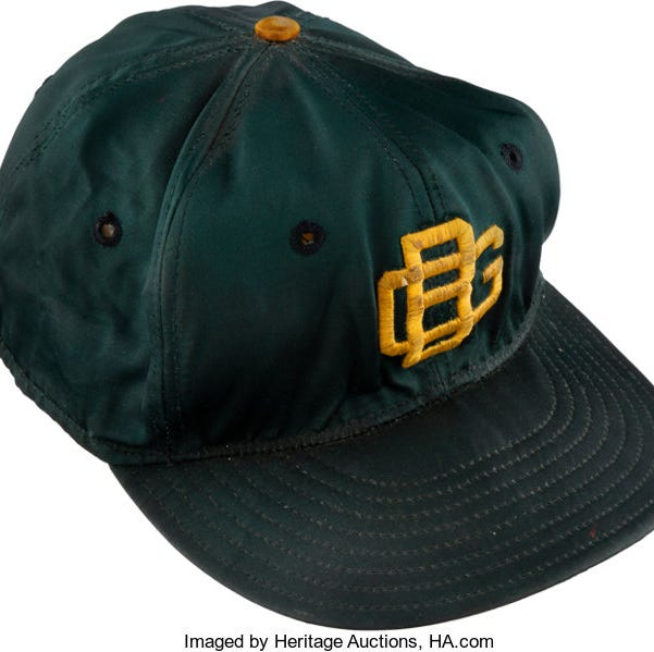 Uncovered treasures: Vince Lombardi game-worn hat among items being auctioned